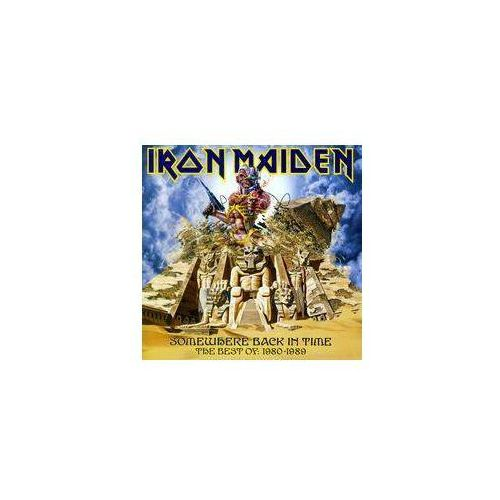 Iron Maiden - Somewhere Back In Time The Best Of 1980 [CD], 2147072