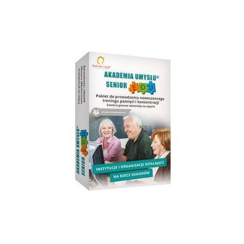 Akademia Umysłu Senior EDU (Płyta DVD) (5907799072315)