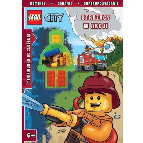 LEGO? City Strażacy w akcji, pozycja wydawnicza