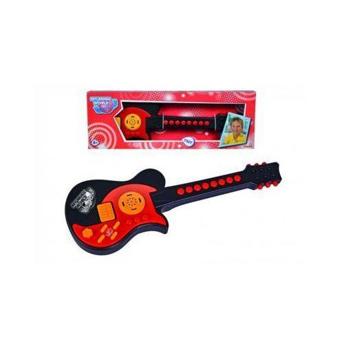 Gitara elektryczna MMW, 43 cm