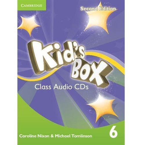 Kids Box 2E 6 Class Cd (9781107645028)