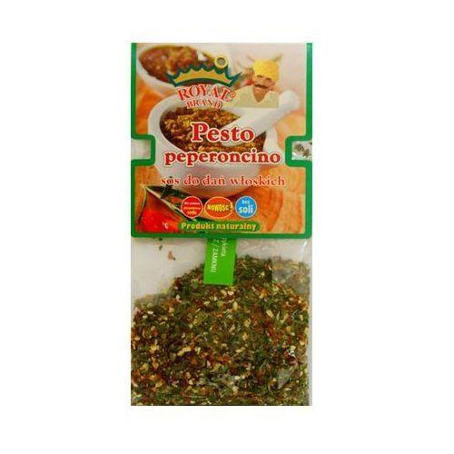 Royal brand Pesto peperoncino – sos do dań włoskich 30 g