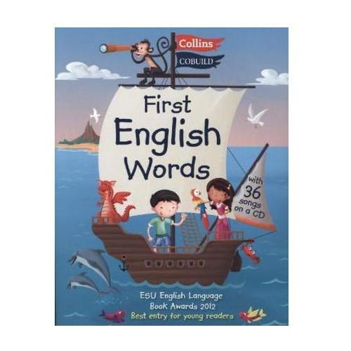 Collins First English Words - First English Words : Age 3-7, Jamieson, Karen