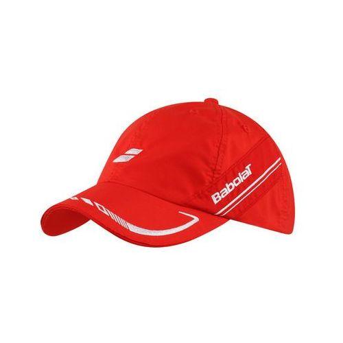 Czapka tenisowa Babolat Cap III Red - produkt dostępny w novasport