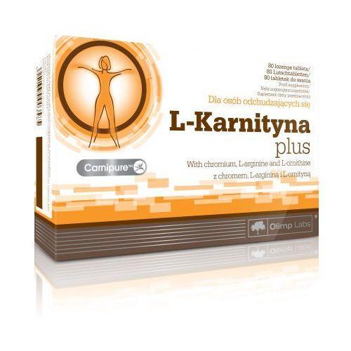OLIMP L-karnityna Plus 80 tabl. - produkt farmaceutyczny
