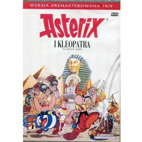Cass film Asterix i kleopatra (płyta dvd) (5905116005053)
