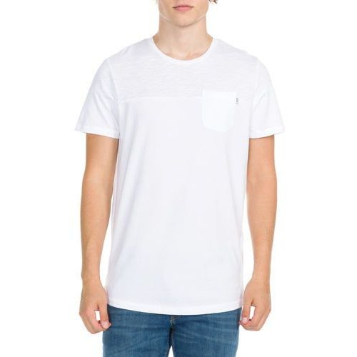 Tom Tailor T-shirt Biały L, kolor biały