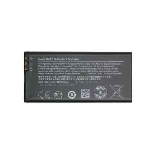 Oryginalna bateria litowo-polimerowa Nokia BP-5T 1650mAh - Nokia Lumia 820 - produkt z kategorii- Baterie do telefonów