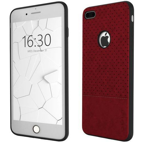 Etui back case drop do iphone 7/8 czerwony marki Qult