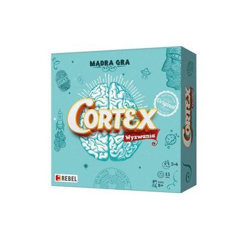Cortex wyzwania. gra planszowa marki Rebel.pl