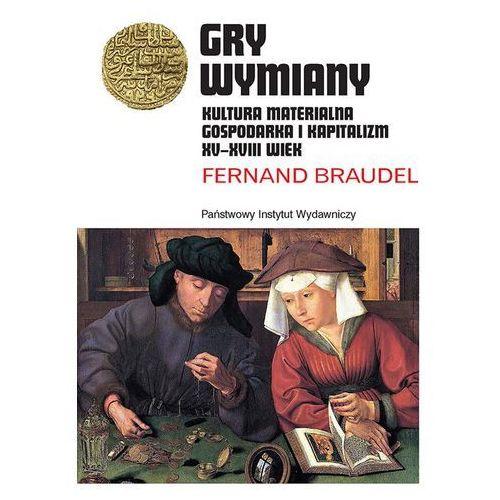 Gry wymiany. Darmowy odbiór w niemal 100 księgarniach!, Braudel Fernand
