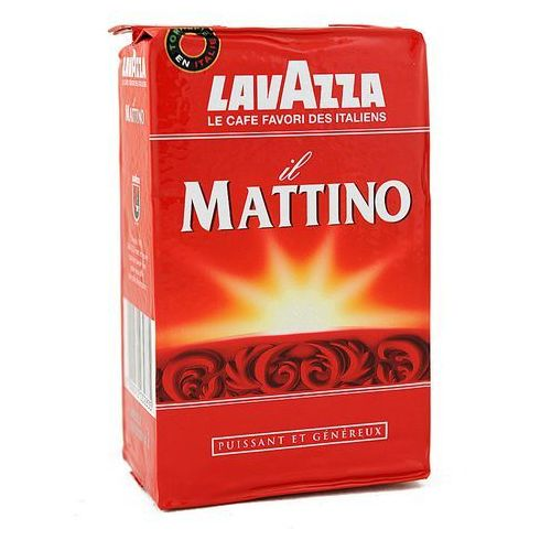 Lavazza Mattino - kawa mielona 250g