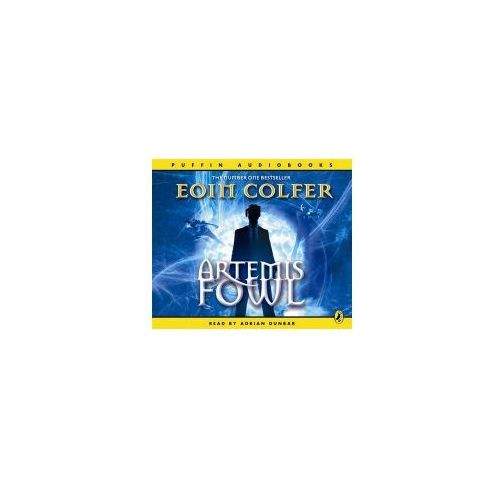 Artemis Fowl (audiobook) (9780141803555)