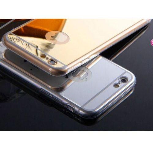 Slim Mirror Case Srebrny   Etui dla Apple iPhone 6 / 6S - Srebrny, kolor Srebrny