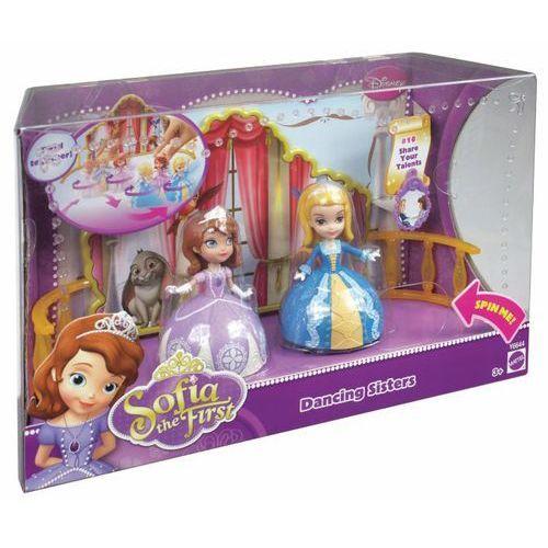 Mattel Zosia Tańczące siostrzyczki, Y6644 - sprawdź w Mall.pl