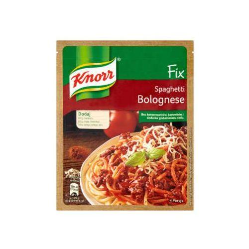 Spaghetti bolognese marki Knorr