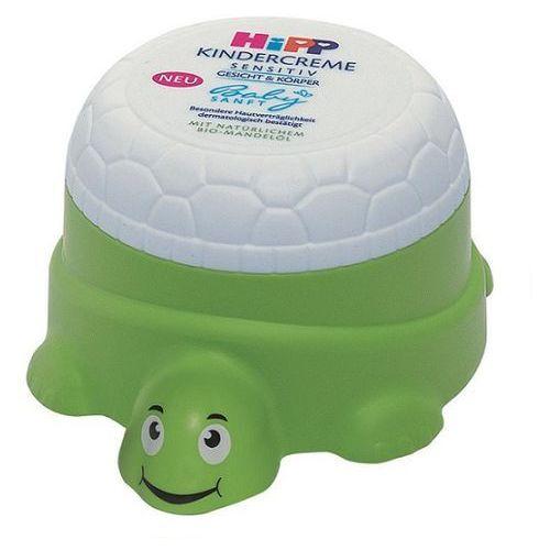 Hipp Babysanft krem - żółwik od 1.dnia życia do twarzy i ciała 100 ml, NN-KHP-A100-001
