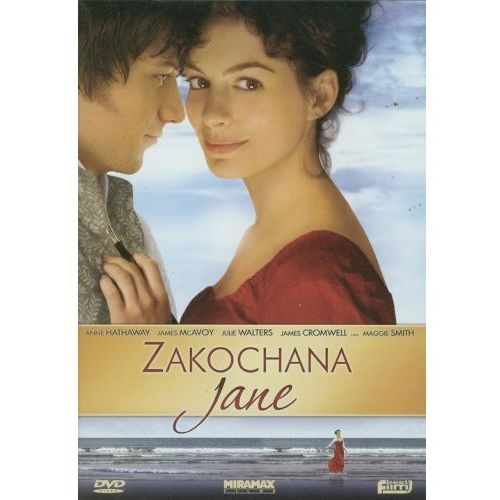 Best film Zakochana jane (dvd) - sarah williams, kevin hood od 24,99zł darmowa dostawa kiosk ruchu (5906619088116)