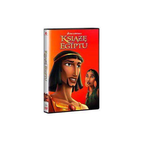 Książę egiptu dvd (płyta dvd) marki Filmostrada