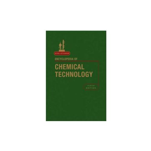 Kirk-Othmer Encyclopedia of Chemical Technology, Volume 3 (9780471484943)