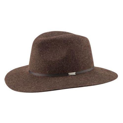 Coal Nowy kapelusz the harmon hat heather brown rozmiar l