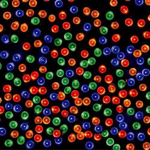 Lampki LED wewnętrzne 100L, multikolor, 4.95m,  (20-031), marki Bulinex do zakupu w Bank Kabli
