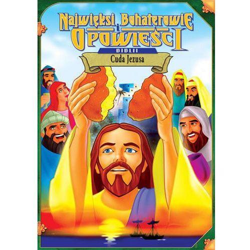 Cuda Jezusa - film DVD wyprzedaż 04/18 (-13%)