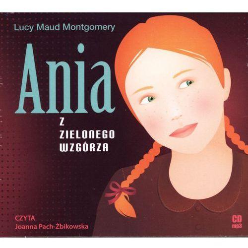 Ania z Zielonego Wzgórza (audiobook CD) (9788378780328)