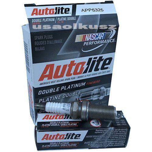Autolite Platynowa - podwójna platyna double platinium świeca zapłonowa jeep cherokee 2,4 16v 2014-