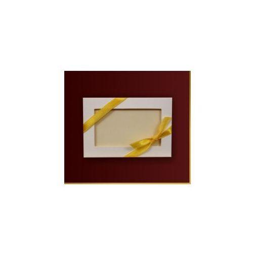 Czekoladki żółta wstążeczka marki Carmag polska