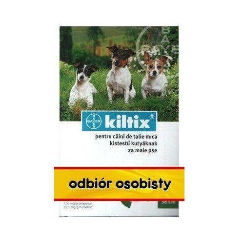 Kiltix obroża przeciw pchłom i kleszczom dla małych psów 38cm ze sklepu Platformazoo