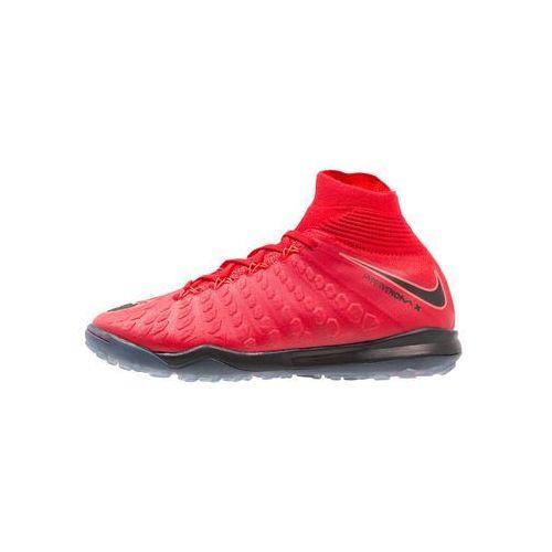 Nike Performance HYPERVENOMX PROXIMO 2 DF TF Korki Turfy university red/black/bright crimson (0883153725965)