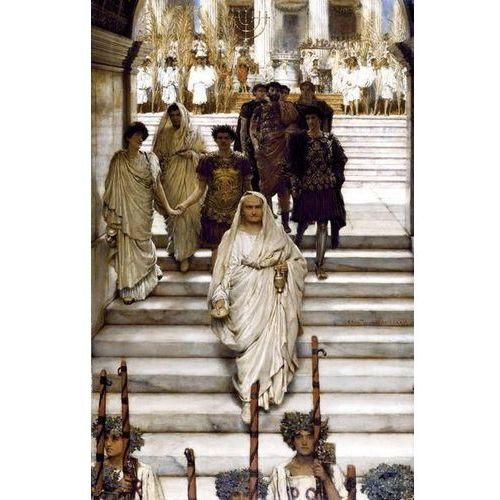 obraz The Triumph of Titus The Flavians 1885 Lawrence Alma-Tadema (obraz)