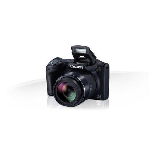 Canon PowerShot SX410, aparat
