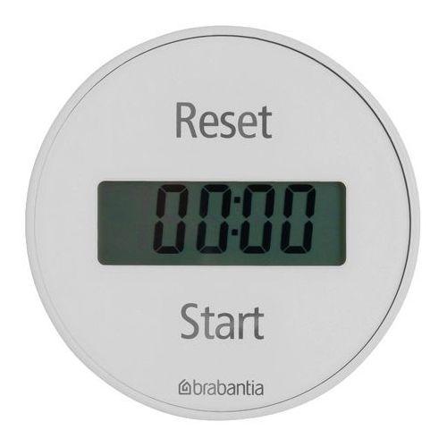 Minutnik magnetyczny biały marki Brabantia