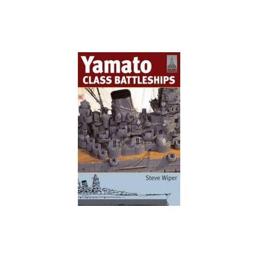 Yamato Class Battleships (9781848320451)