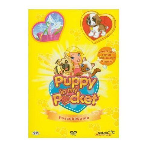 Puppy in my pocket-poszukiwania dvd cz.4 (Płyta DVD) (5901752221512)