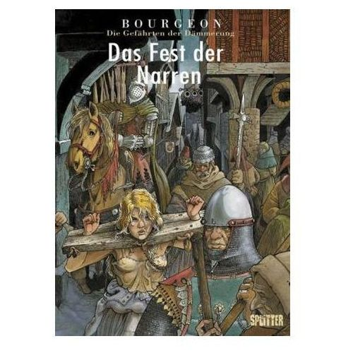 Die Gefährten der Dämmerung - Das Fest der Narren (9783868691467)