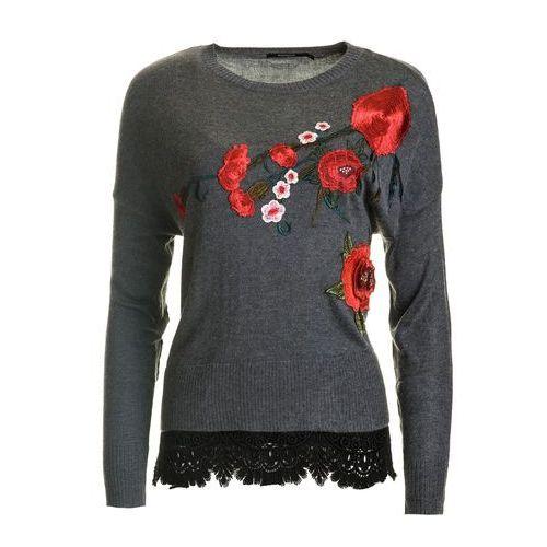 sweter damski rosalia l szary, Desigual