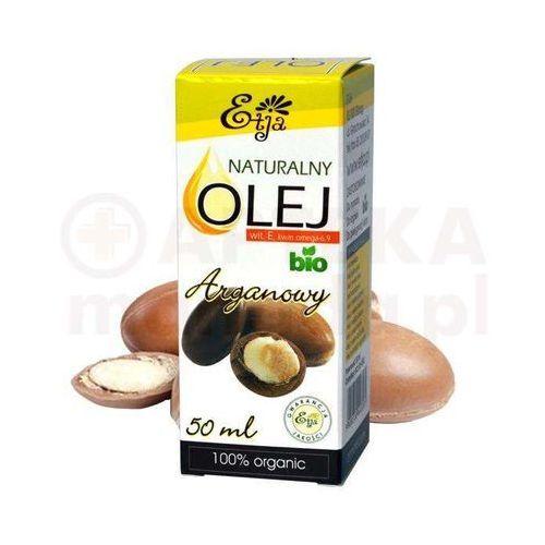 olej arganowy bio 50ml marki Etja