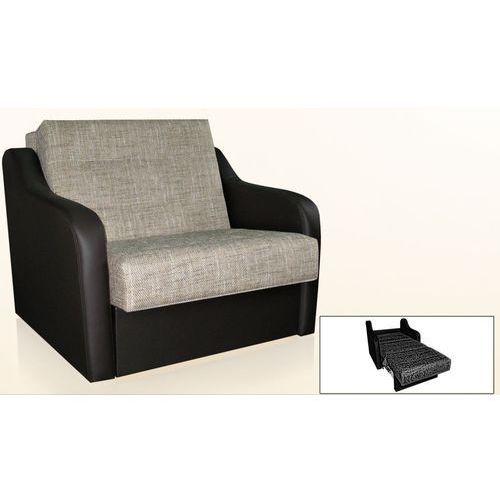 Sofa filip i fotel rozkładany marki Meble largo