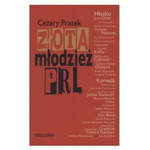 Złota młodzież PRL (198 str.)