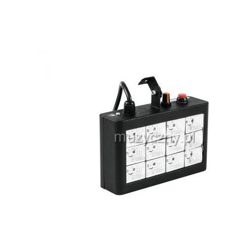 Eurolite LED Strobe 12x1W 6400K stroboskop diodowy