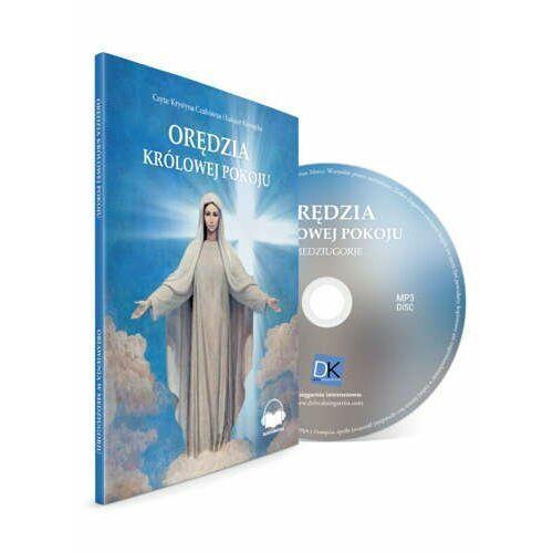 Orędzia Królowej Pokoju - Objawienia w Medziugorje Audiobook (CD-MP3) (9788364086083)
