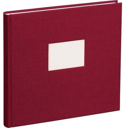 Księga pamiątkowa uni eternity burgund marki Semikolon