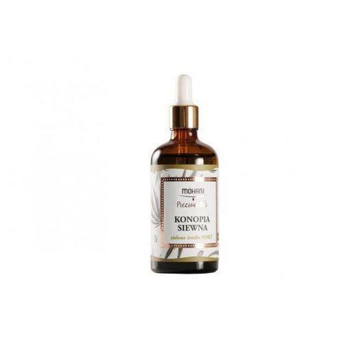 Mohani olej konopny bio 100ml (5902802720627)