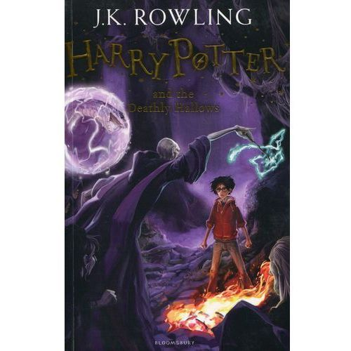 Harry Potter and the Deathly Hallows (9781408855713)