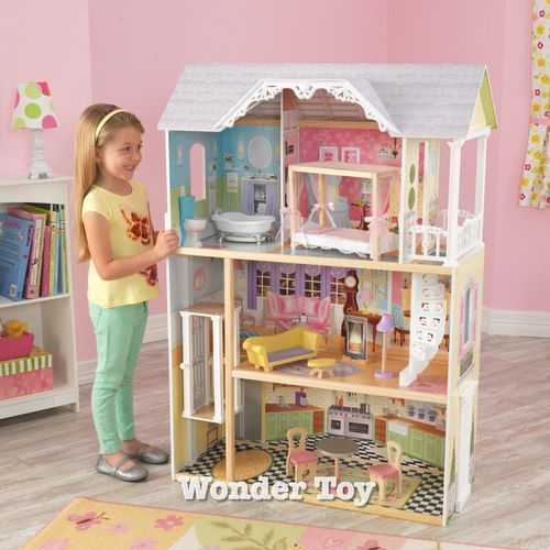 Domek dla lalek Bella Kaylee KidKraft (domek dla lalek) od wonder-toy.com