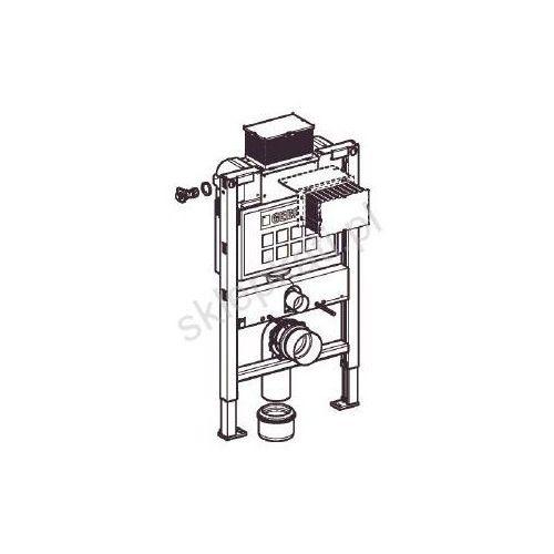 Produkt z kategorii- stelaże i zestawy podtynkowe - GEBERIT DUOFIX stelaż montażowy do WC ze spłuczką UP200, H82 111.240.00.1