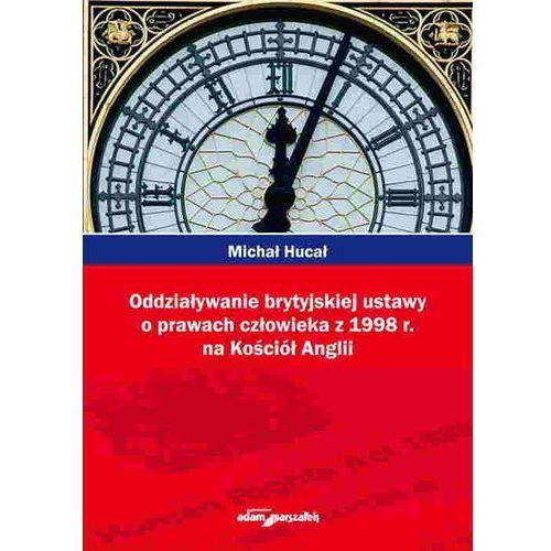 Oddziaływanie brytyjskiej ustawy o prawach człowieka z 1998r. na Kościół Anglii (2015)